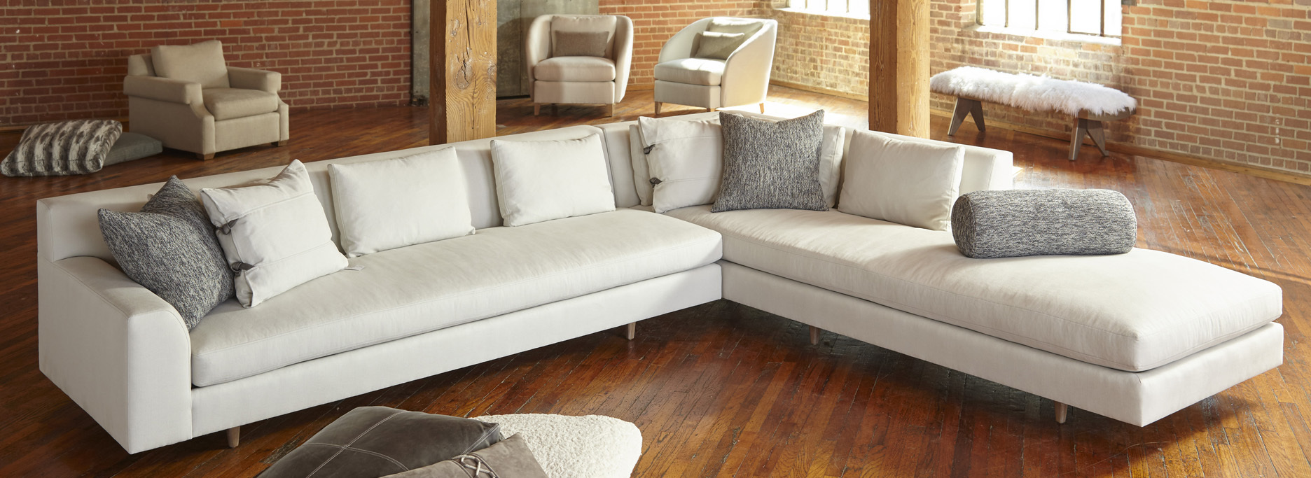 Lancaster Custom Crafted Upholstery