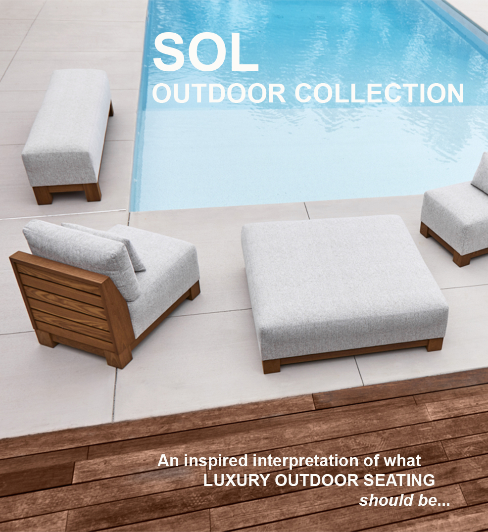 Sol Outdoor Upholstery